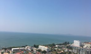 Discount!!! 2 bedrooms Sea View unit only 3.6 mils.