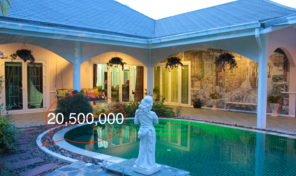 Baan Dusit Pattaya Lake — Villa for sale!!!